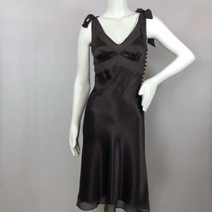 BCBG MAXAZRIA Sz 2 Silk Dress